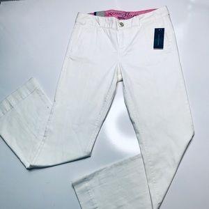 NWT Tommy Hilfiger Modern Flare Stretch Pants